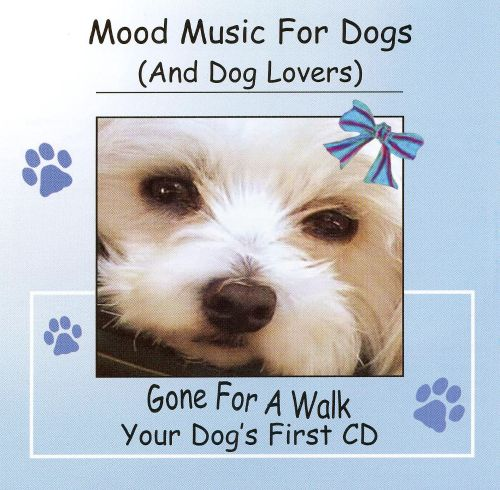 Gone for a Walk: Your Dog's First CD