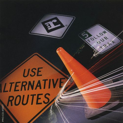 Follow Our Trax, Vol. 5: Use Alternative Routes