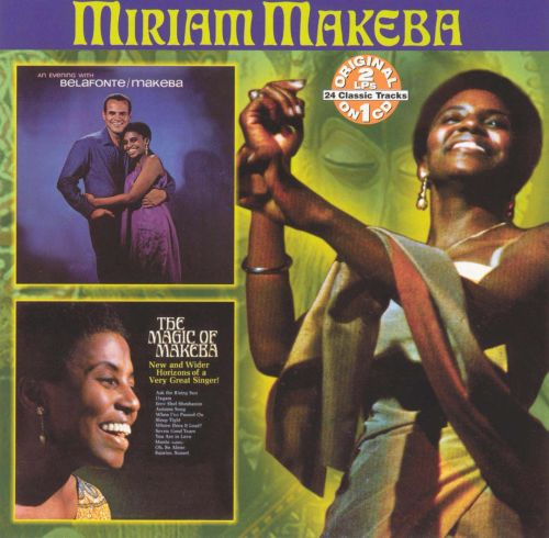 An Evening with Belafonte/Makeba/The Magic of Makeba