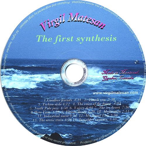 The First Synthesis