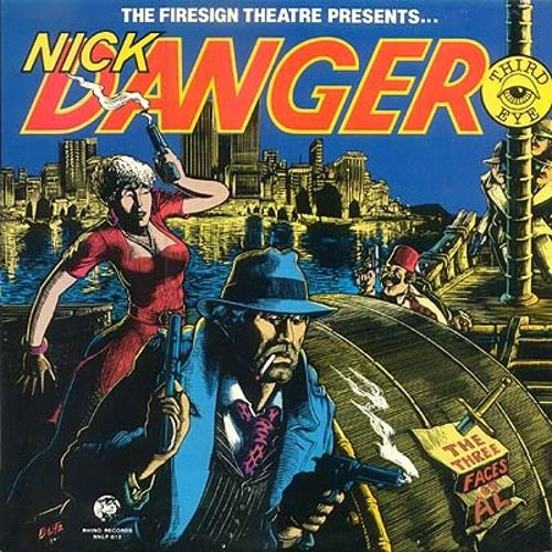 Nick Danger: The Three Faces of Al