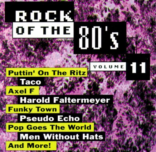 Rock of the 80's, Vol. 11