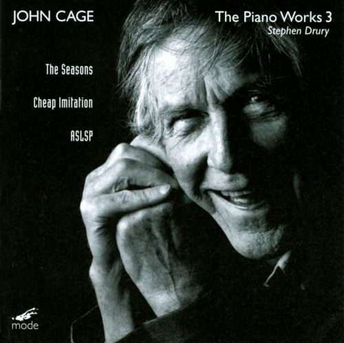 Cage: The Piano Works, Vol. 3
