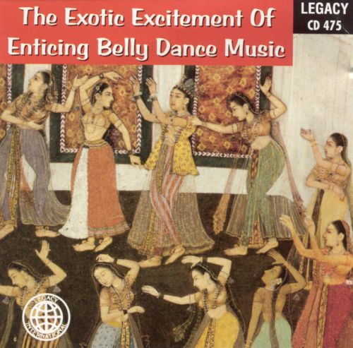 Exotic Excitement of Enticing Belly Dance Music