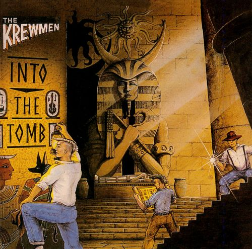 Into the Tomb