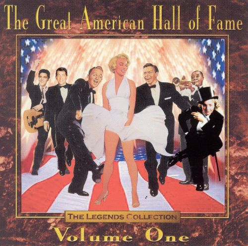Great American Hall of Fame, Vol. 1