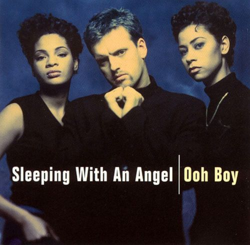 Sleeping with an Angel [CD Single]