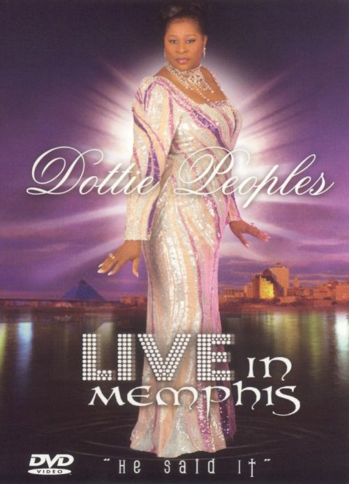 Live in Memphis - He Said It