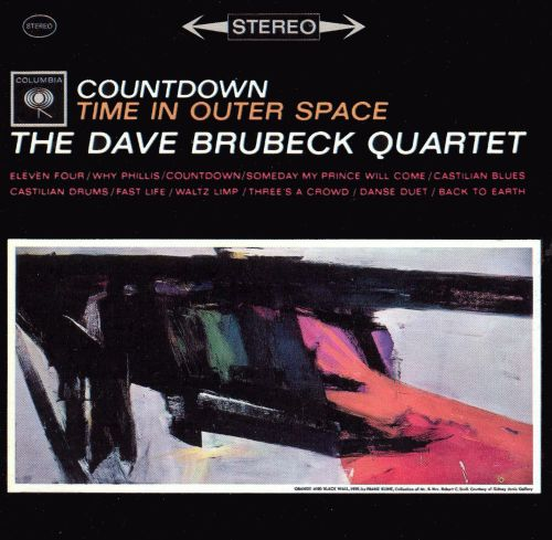 Countdown: Time in Outer Space
