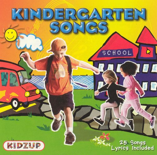 Kindergarten Songs [Kidzup] - Various Artists