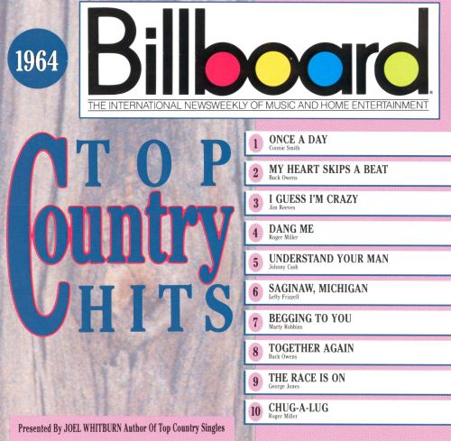 Billboard Top Country Hits: 1964