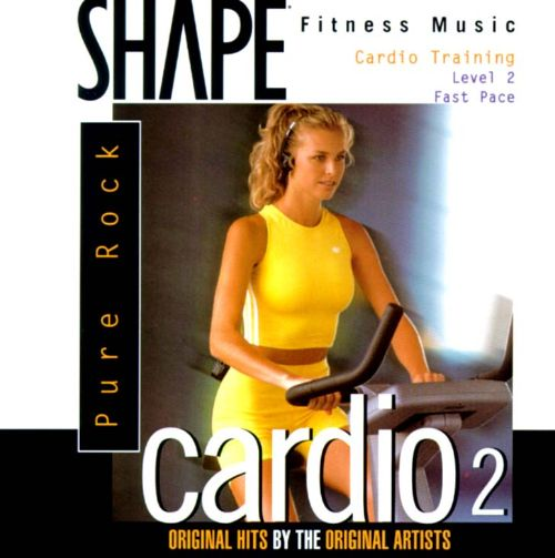 Shape Fitness Music: Cardio, Vol. 2