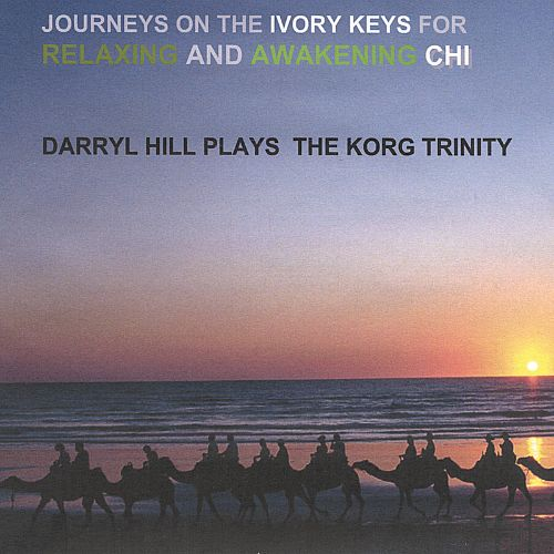 Journeys on the Ivory Keys for Relaxing and Awakening Chi