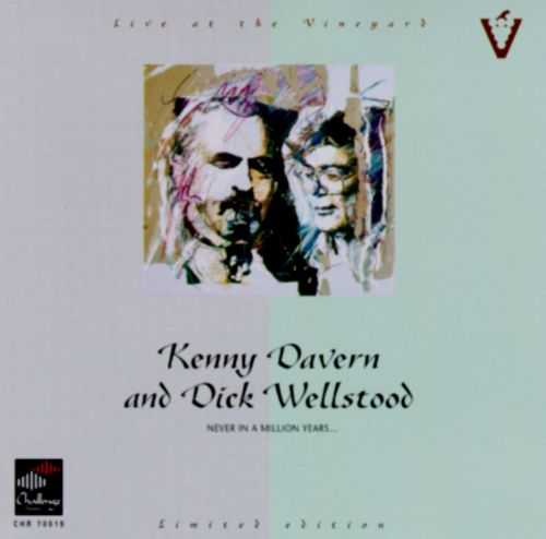 Kenny Davern and Dick Wellstood