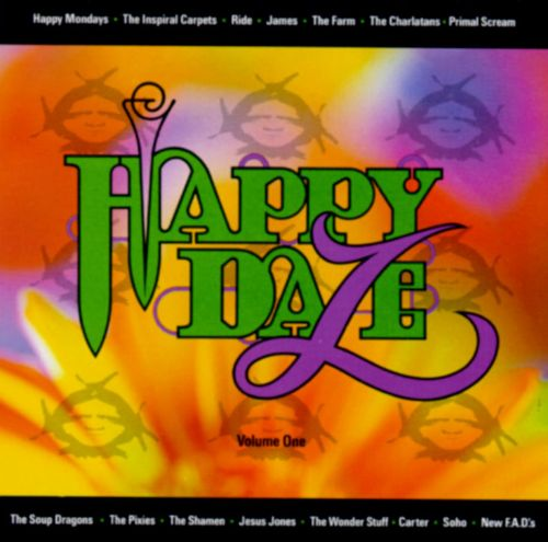 Happy Daze New Wave