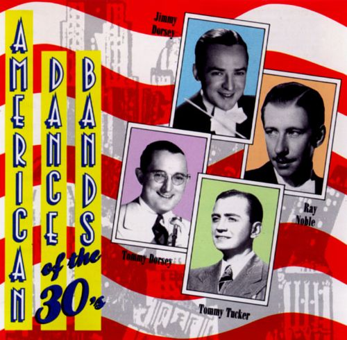 American Dance Bands of the 30's