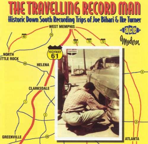 The Traveling Record Man: Historic Down South Recording Trips