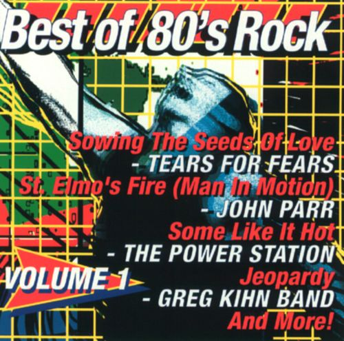 Best of 80's Rock, Vol. 1