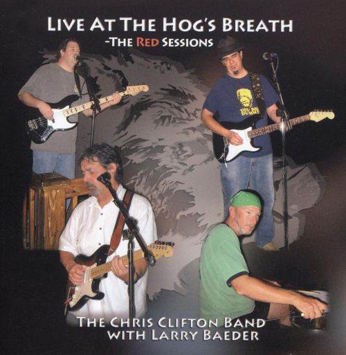 The Red Sessions: Live at the Hog's Breath
