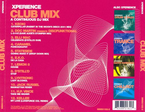 Xperience Club Mix