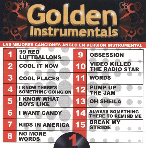 Golden Instrumentals, Vol. 1
