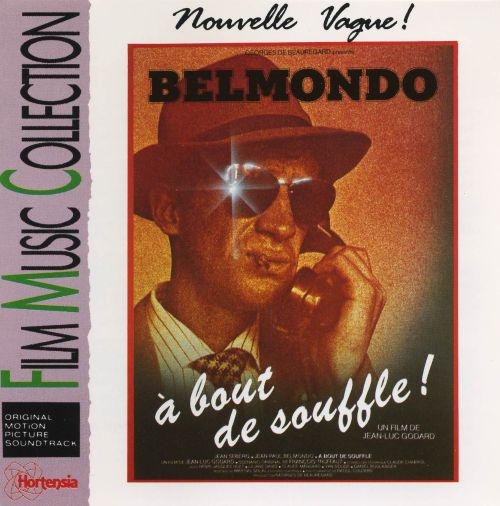 a bout de souffle soundtrack