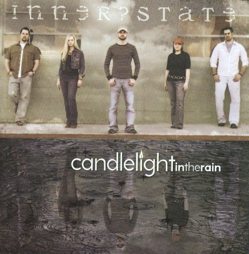Candelight in the Rain