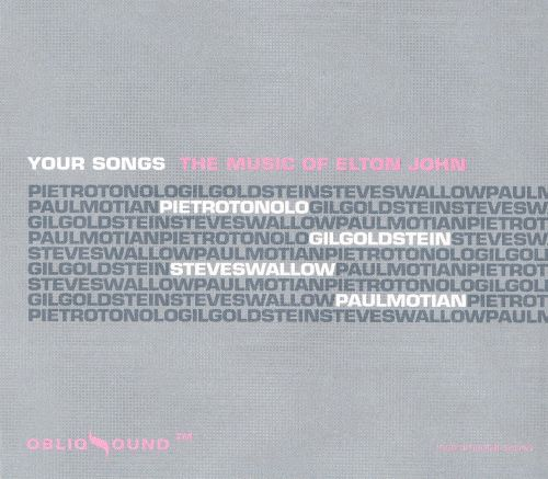 Your Songs: The Music of Elton John