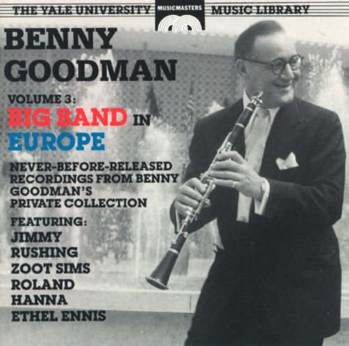 Yale Recordings, Vol. 3: Big Band in Europe