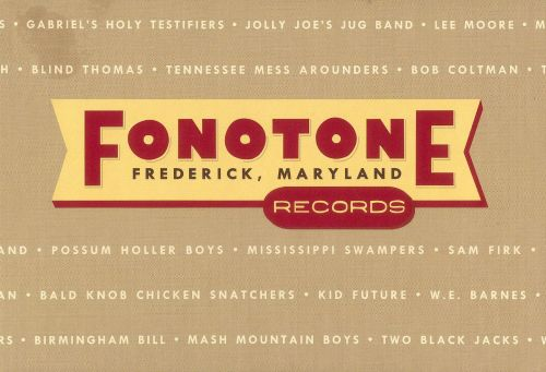 Fonotone Records 1956-1969