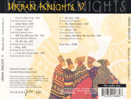 Urban Knights, Vol. 5