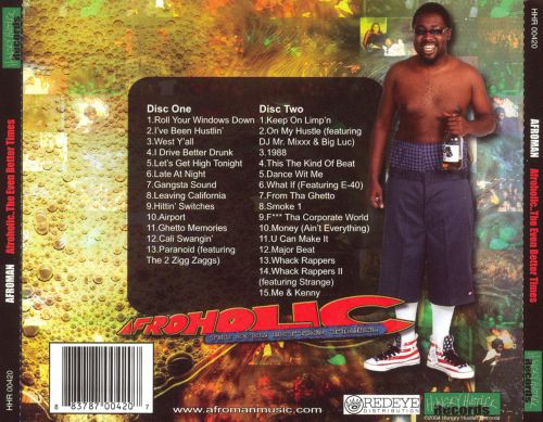 Afroholic..The Even Better Times