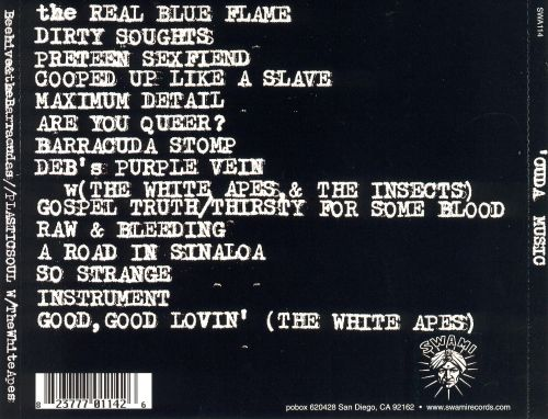 Plastic Soul With the White Apes
