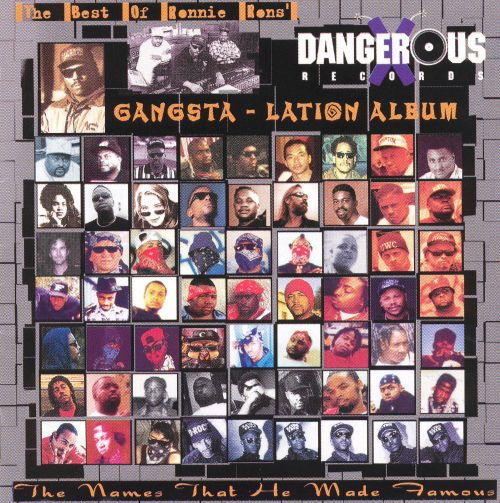 The Best of Ronnie Ron's Gansta-Lations