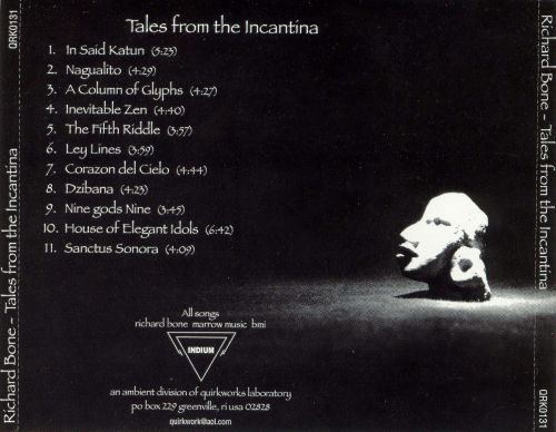 Tales From the Incantina