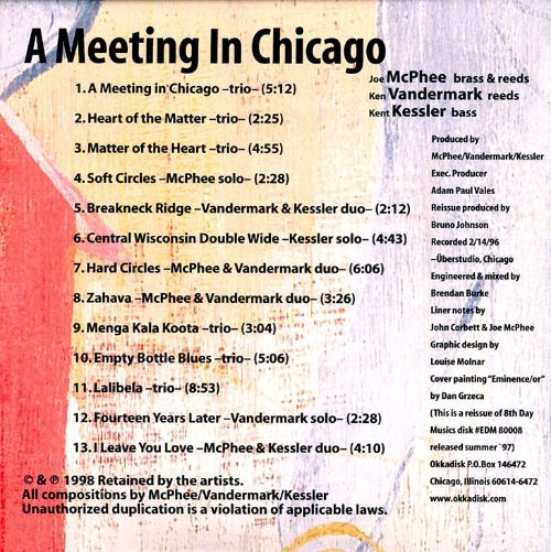 A Meeting in Chicago