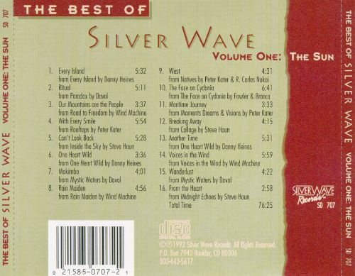 The Best of Silver Wave, Vol. 1: The Sun