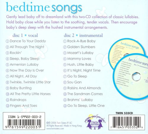 Bed Time Song 28 Images Sing A Song Of Bedtime Barbara