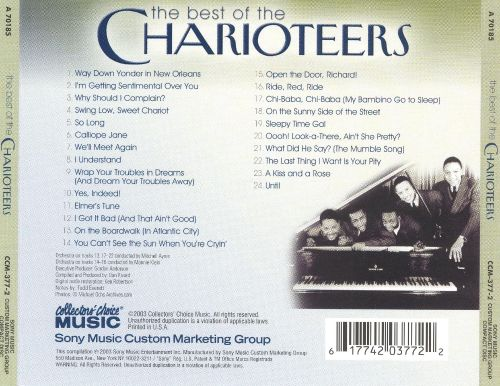 The Best of the Charioteers
