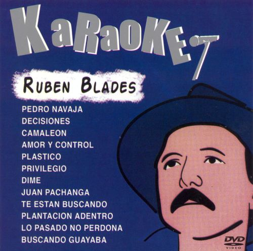 Ruben Blades Album Cover