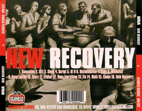 New Recovery