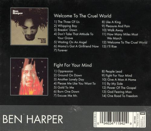 Welcome to the Cruel World/Fight for Your Mind