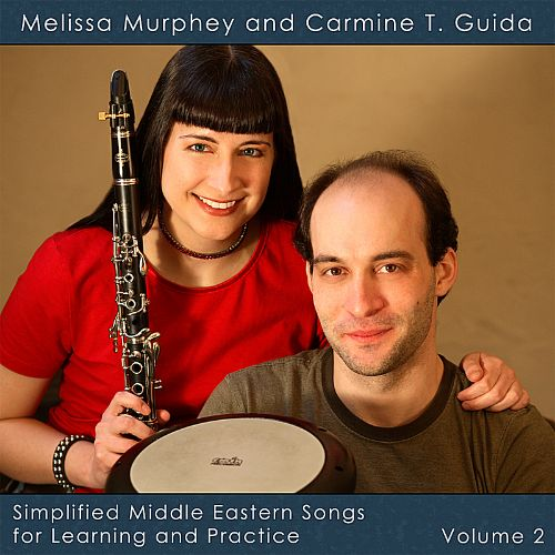 Simplified Middle Eastern Songs for Learning and Practice, Vol. 2