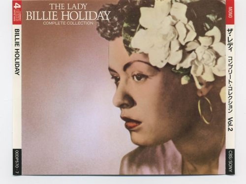 The Lady Billie Holiday: Complete Collection