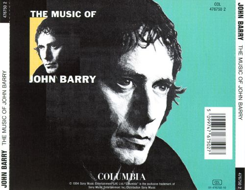 The Music of John Barry [CBS]
