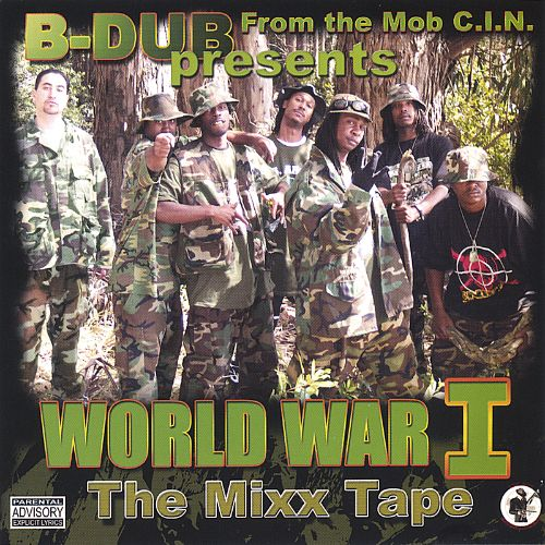 World War 1 the Mixx Tape