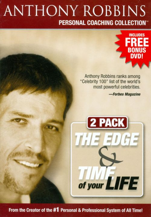 Personal Coaching Collection: The Edge & Time Of Your Life [DVD/CD]