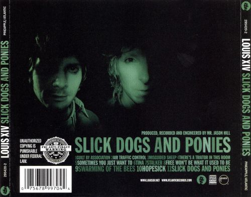 Slick Dogs and Ponies