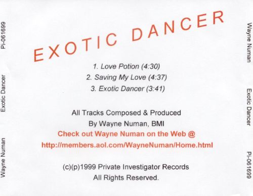 Exotic Dancer