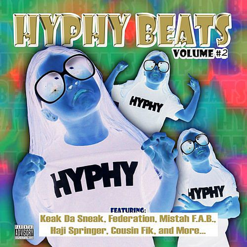 Hyphy Beats, Vol. 2